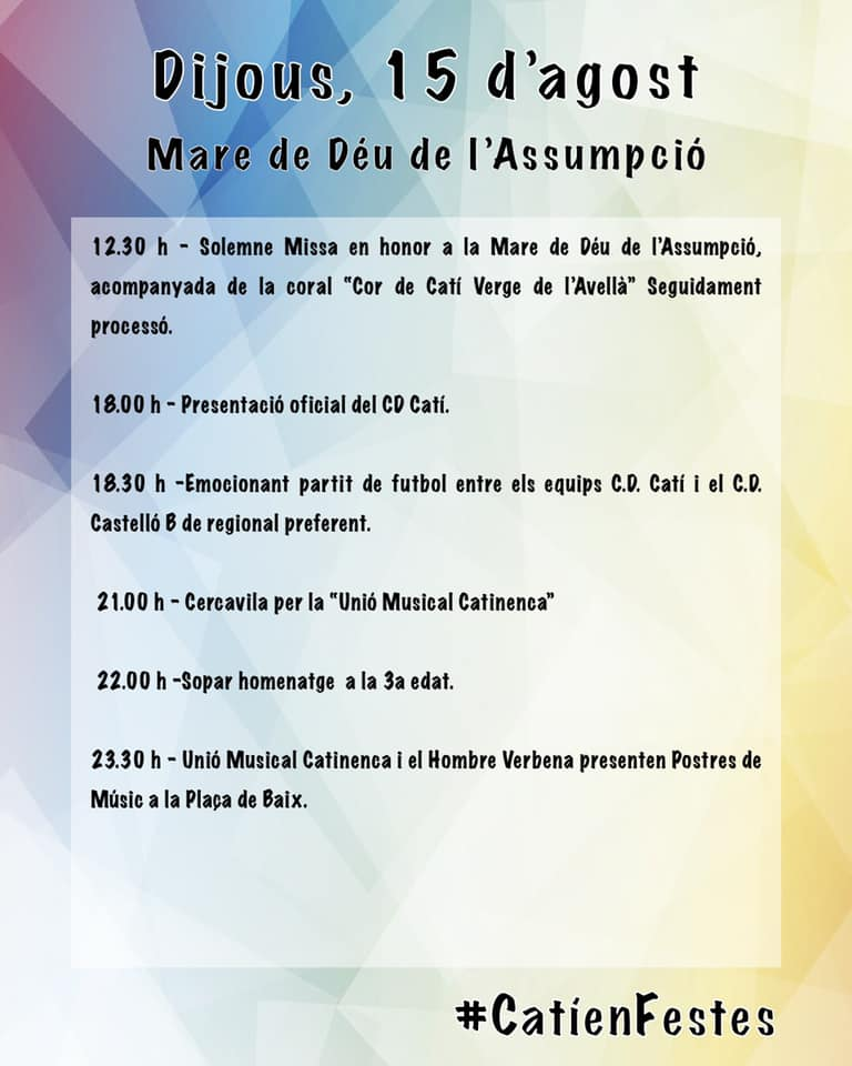 Calendario Escolar Valencia 2020 18.Catimenu